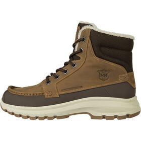 Helly Hansen Garibaldi V3 Chaussures Homme, tobacco brown/espresso/natura